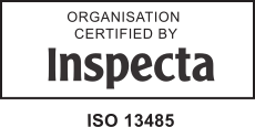 Inspecta ISO 13485